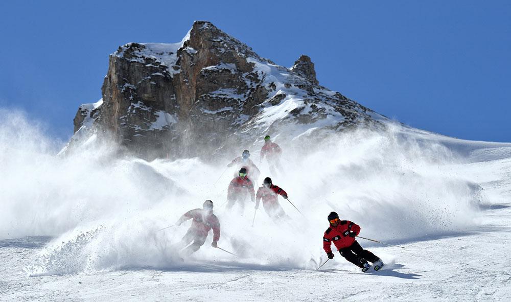 28 Der Skilehrer vum Flumserberg