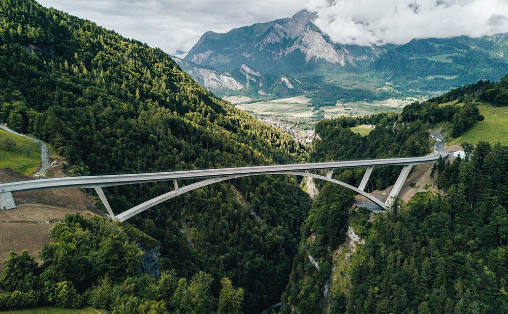14 Ikone des Schweizer Brückenbaus